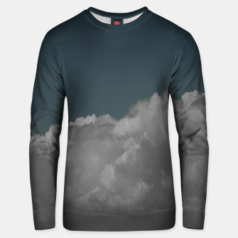 Thumbnail image of Cloudy blue Cotton sweater, Live Heroes
