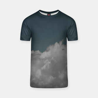 Thumbnail image of Cloudy blue T-shirt, Live Heroes