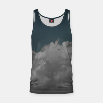 Thumbnail image of Cloudy blue Tank Top, Live Heroes