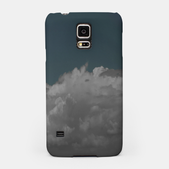 Thumbnail image of Cloudy blue Samsung Case, Live Heroes