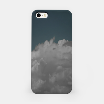 Thumbnail image of Cloudy blue iPhone Case, Live Heroes