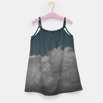 Thumbnail image of Cloudy blue Girl's dress, Live Heroes