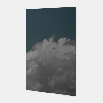 Thumbnail image of Cloudy blue Canvas, Live Heroes