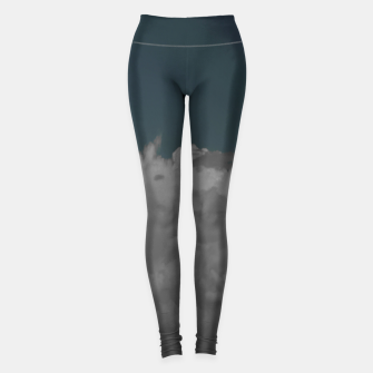 Thumbnail image of Cloudy blue Leggings, Live Heroes