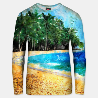 Thumbnail image of Magical Island Cotton sweater, Live Heroes