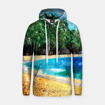 Thumbnail image of Magical Island Cotton hoodie, Live Heroes