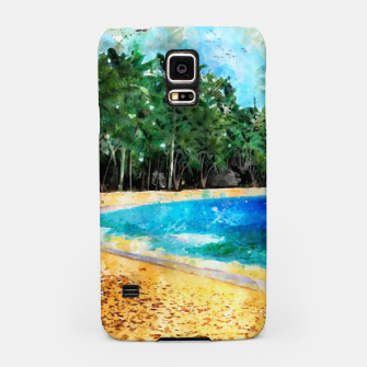Thumbnail image of Magical Island Samsung Case, Live Heroes