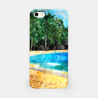 Thumbnail image of Magical Island iPhone Case, Live Heroes