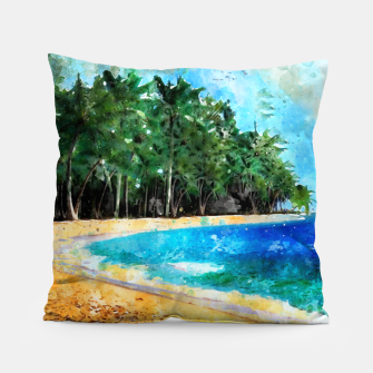 Thumbnail image of Magical Island Pillow, Live Heroes