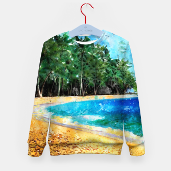 Thumbnail image of Magical Island Kid's sweater, Live Heroes