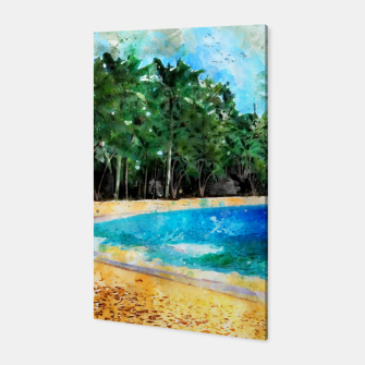 Thumbnail image of Magical Island Canvas, Live Heroes