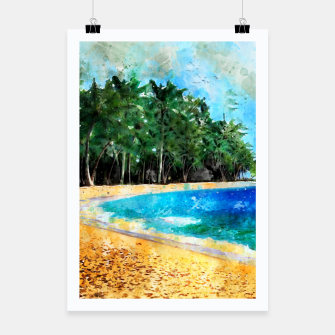 Thumbnail image of Magical Island Poster, Live Heroes