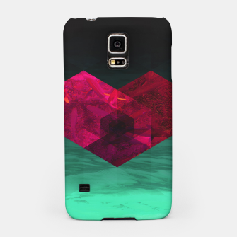 Thumbnail image of Heart of the deep ocean by #Bizzartino Samsung Case, Live Heroes