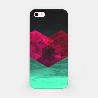 Thumbnail image of Heart of the deep ocean by #Bizzartino iPhone Case, Live Heroes
