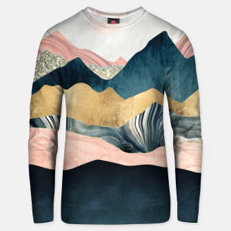 Thumbnail image of Plush Peaks Cotton sweater, Live Heroes