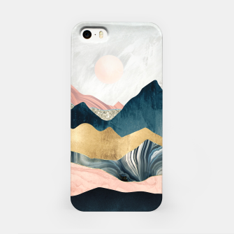 Thumbnail image of Plush Peaks iPhone Case, Live Heroes