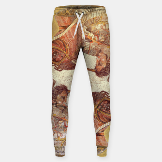 Miniature de image de Mosaic I Cotton sweatpants, Live Heroes