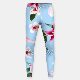 Thumbnail image of Oenomel Cotton sweatpants, Live Heroes