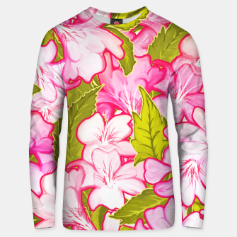 Thumbnail image of Pink Wonder Cotton sweater, Live Heroes