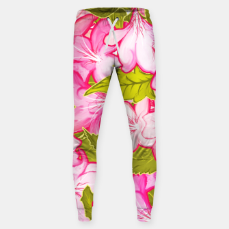 Thumbnail image of Pink Wonder Cotton sweatpants, Live Heroes