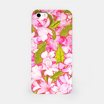Thumbnail image of Pink Wonder iPhone Case, Live Heroes