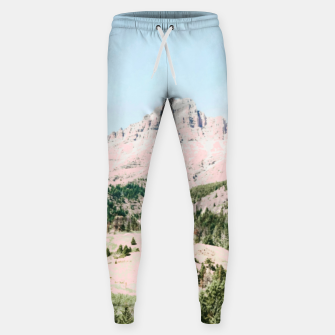 Thumbnail image of Happy Mountain Cotton sweatpants, Live Heroes