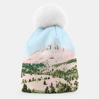Thumbnail image of Happy Mountain Beanie, Live Heroes