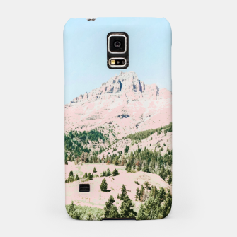 Thumbnail image of Happy Mountain Samsung Case, Live Heroes