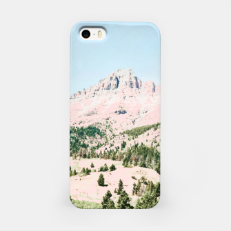 Thumbnail image of Happy Mountain iPhone Case, Live Heroes