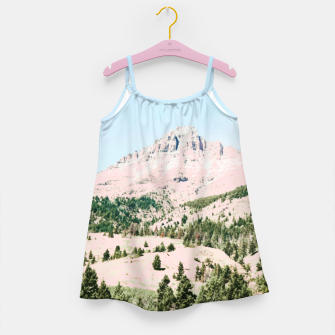 Thumbnail image of Happy Mountain Girl's dress, Live Heroes