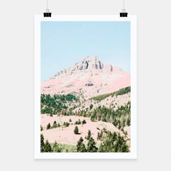Thumbnail image of Happy Mountain Poster, Live Heroes