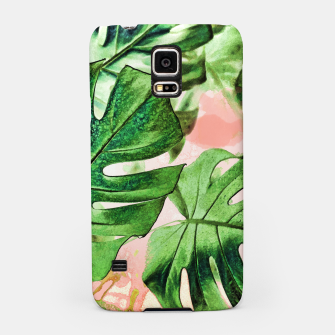 Thumbnail image of Monstera Beauty Samsung Case, Live Heroes