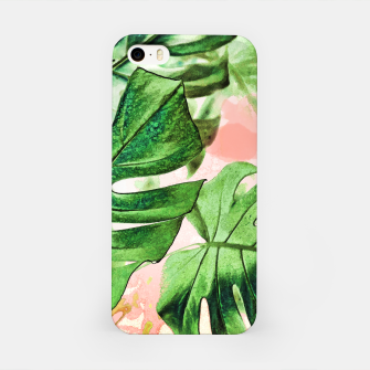 Thumbnail image of Monstera Beauty iPhone Case, Live Heroes