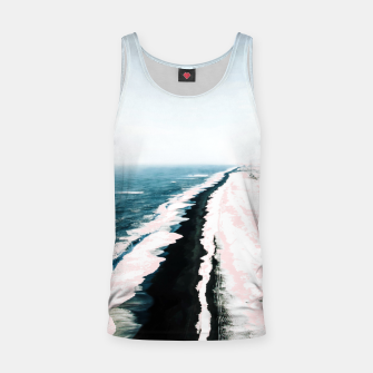 Miniatur Pink Sand Tank Top, Live Heroes