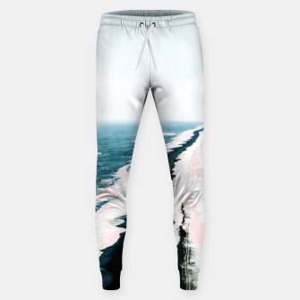 Thumbnail image of Pink Sand Cotton sweatpants, Live Heroes