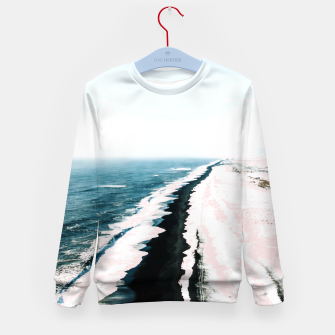 Miniatur Pink Sand Kid's sweater, Live Heroes