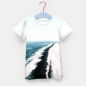 Thumbnail image of Pink Sand Kid's t-shirt, Live Heroes