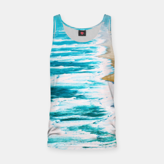 Thumbnail image of Live By The Sea Tank Top, Live Heroes