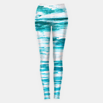 Thumbnail image of Live By The Sea Leggings, Live Heroes