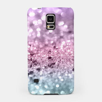 Thumbnail image of Unicorn Girls Glitter #7 #shiny #pastel #decor #art Handyhülle für Samsung, Live Heroes