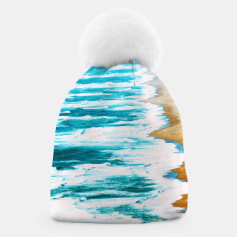 Thumbnail image of Live By The Sea Beanie, Live Heroes