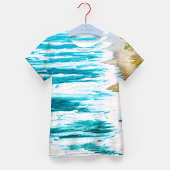 Thumbnail image of Live By The Sea Kid's t-shirt, Live Heroes
