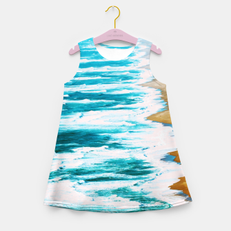 Thumbnail image of Live By The Sea Girl's summer dress, Live Heroes