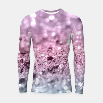 Thumbnail image of Unicorn Girls Glitter #7 #shiny #pastel #decor #art Longsleeve rashguard, Live Heroes