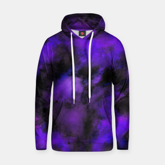 Thumbnail image of The blue saturation Cotton hoodie, Live Heroes