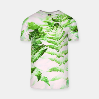 Thumbnail image of Fern Forest T-shirt, Live Heroes