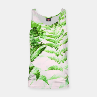 Thumbnail image of Fern Forest Tank Top, Live Heroes