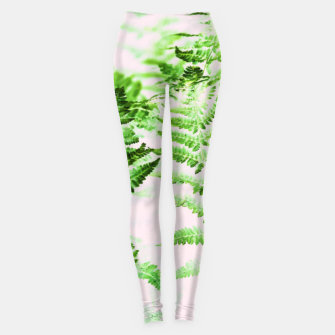 Thumbnail image of Fern Forest Leggings, Live Heroes