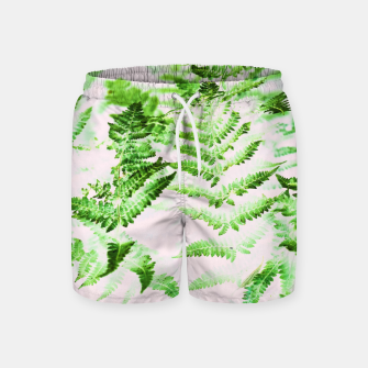 Thumbnail image of Fern Forest Swim Shorts, Live Heroes