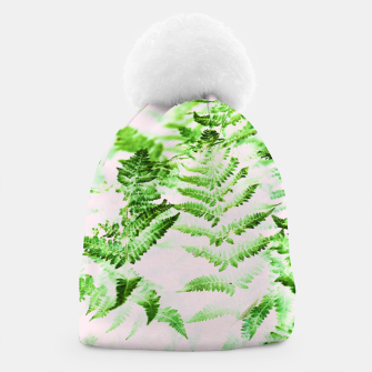Thumbnail image of Fern Forest Beanie, Live Heroes